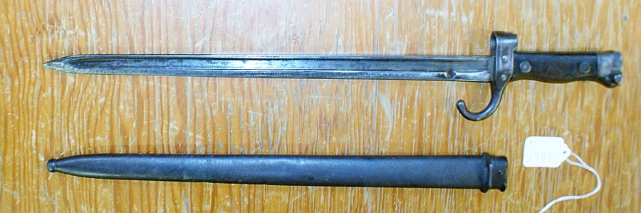 Image result for french model 1886/15 bayonet