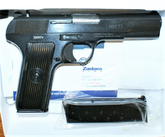M57 tokarev holster yugoslavian History Of